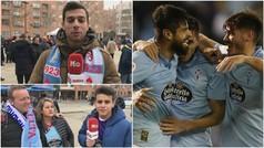 """La afición del Celta se rinde a Néstor Araujo: """"Es lo mejor que tenemos en defensa"""""""