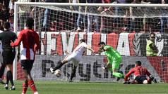 LaLiga (J38): Resumen y goles del Sevilla 2-0 Athletic