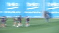 Jordi Alba y Rafinha se libran 'in extremis' de las collejas