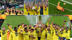 Europa League (Final): Resumen y goles del Villarreal (11) 1-1 (10) Manchester United