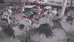 Impactante: un nuevo vídeo muestra el tiroteo a David Ortiz