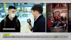 """El escándalo del turismo francés de 'botellón' en Madrid: """"Aquí está la fiesta"""""""