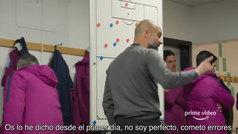 """La secuencia completa del """"sit down!"""" de Guardiola: """"No soy Dios..."""""""