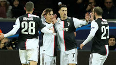 Champions League (Grupo D): Resumen y goles del Leverkusen 0-2 Juventus
