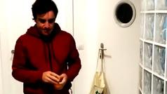 Alonso se suma al reto reto '#fruitimpact' lanzado por Gasol.