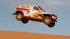 Isidre Esteve quiere volar alto en el Dakar