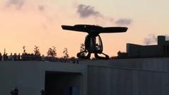 Turquía presenta su prototipo de automóvil volador