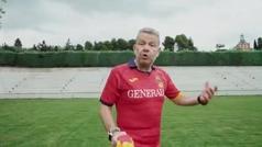Alberto Chicote da las gracias al rugby