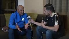 Henry Duarte, seleccionador de Nicaragua, narra cómo descubrió a sus jugadores