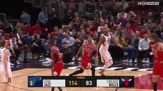 Bulls 83-114 Jazz