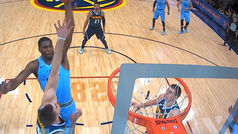 El heredero de Marc Gasol muestra sus muelles en la NBA