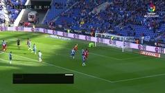 Gol de Ben Yedder (p.) (0-1) en el Espanyol 0-1 Sevilla