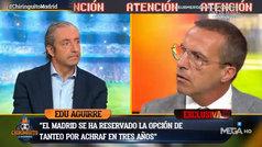 Ni lo vio venir: el 'zasca' de Pedrerol a Cristobal Soria a cuenta de Achraf... ¡y Mariano!