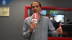 David Sánchez, muy crítico con Martínez Munuera