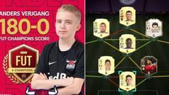 El equipo invencible de un niño de 14 años... que lleva 180 victorias sin perder y es número 1 del m
