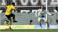 Bundesliga (J34): Resumen y goles del Monchengladbach 0-2 Dortmund