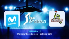 Liga ACB. Resumen: Estudiantes 86-62 Gipuzkoa