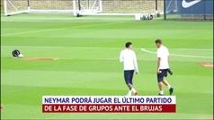 La UEFA perdona a Neymar uno de sus tres partidos de sanción