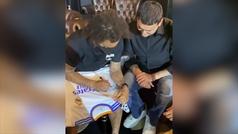 Marcelo visita a un famoso chef de Dubai y el final del vídeo arrasa en la red