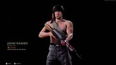 Lote de John Rambo