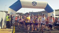 Joan Florit y Rosa Córdoba ganan el medio maratón de Fornells