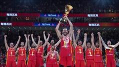 España vuelve a tocar el cielo del baloncesto: campeones del mundo