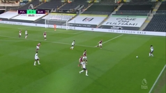 Premier League (J35): Resumen y goles del Fulham 0-2 Burnley