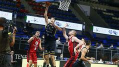 Liga ACB: resumen Iberostar 91-86 Zaragoza