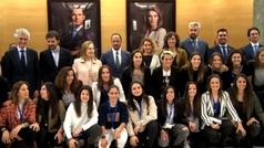 El primer Convenio Colectivo de Fútbol Femenino ya está aquí