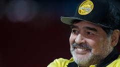Andre Marín nos habla de su entrevista con Diego Maradona