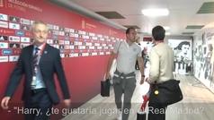 """Kane a MARCA sobre el Madrid: """"Hoy no es el día"""""""