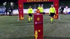 Copa del Rey (1/16 final): Resumen y goles del Rayo 2-0 Elche