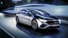 Mercedes EQS, el nuevo rey de los coches eléctricos