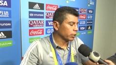 """Ruiz: """"No es fácil terminar como subcampeones del mundo"""""""