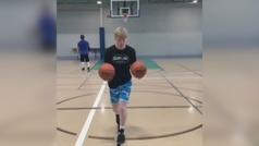 Nunca has visto nada igual: Baloncesto elevado a la categoría de magia