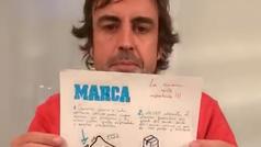 El circuito de Alonso que salva vidas