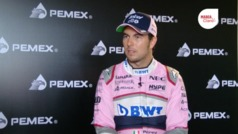 "Checo Pérez: ""Es una gran opción continuar en Force India"""