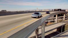 Así es como Keanu Reeves es capaz de 'sacar el jugo' a un Porsche.