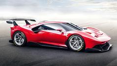 Ferrari P80/C, una pieza única que sólo verás en la pista