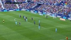 Gol de Oro (J38): Gol de Rodri (2-1) en el Levante 2-2 Atlético