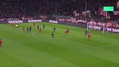 Gol de Coutinho (3-1) en el Bayern 3-1 Tottenham