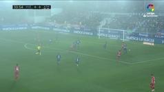 Gol de Lucas Hernández (0-1) en el Huesca 0-3 Atlético