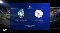 Champions League (J2): Resumen del Atalanta 2-2 Ajax