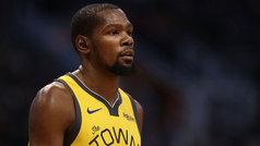 """Kevin Durant vuelve a encararse con un aficionado: """"Se más respetuoso cabrón"""""""