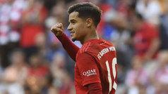 Coutinho ya sabe lo que es marcar con el Bayern: gol de penalti... y con récord