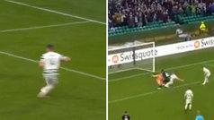 De ver y no creer: gol churro de 'regional' en un partido de Europa League