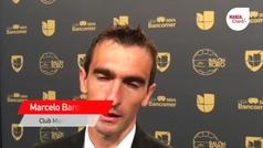 """Marcelo Barovero: """"Es una alegría formar parte de este club"""""""