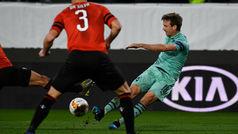 Europa League (octavos, ida): Resumen y goles del Rennes 3-1 Arsenal