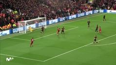 Gol de Firmino (2-0) en el Liverpool 2-3 Atlético