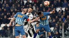 Champions (octavos, vuelta): Resumen y goles del Juventus 3-0 Atlético de Madrid